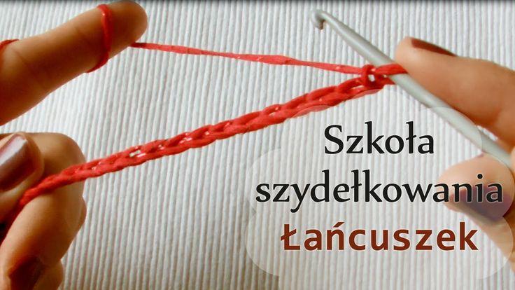 Jak zrobić łańcuszek na szydełku?