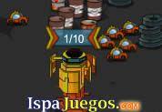 Juego de Car Warrior | JUEGOS GRATIS: Los carros también tiene que ser parte de esta guerra enviándolos a las bases enemigas y conquistar cada torre para poder enviar mas tropas y así eliminar a todos, en cada nivel las torres son mas resistentes.