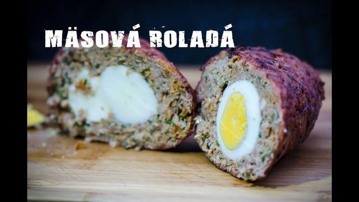Mäsová Roláda | Fire&Food TV