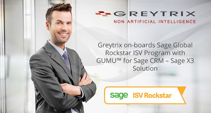 Greytrix on-boards Sage Global Rockstar ISV Program with GUMU™ for Sage CRM – Sage X3 Solution https://www.linkedin.com/pulse/greytrix-on-boards-sage-global-rockstar-isv-program-gumu-greytrix