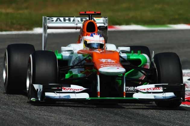 Italian GP: Force India's Paul di Resta earns 4 points
