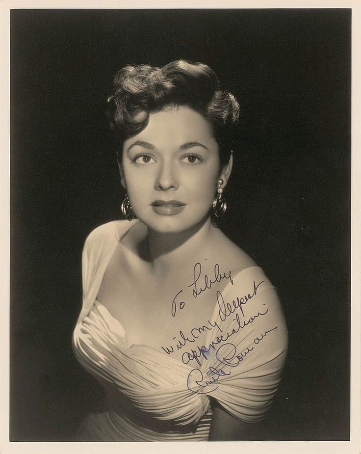 ruth roman pictures