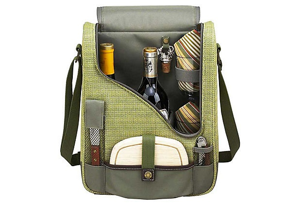 Wine & Cheese Cooler w/ Accessories on OneKingsLane.com