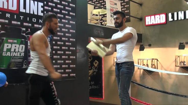 Bodybuilding ve Dövüş Sanatları - Burhan Aydın