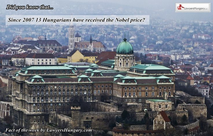 New Fact of the Week from our #lawyers in #Hungary www.lawyershungary.com #factoftheweek