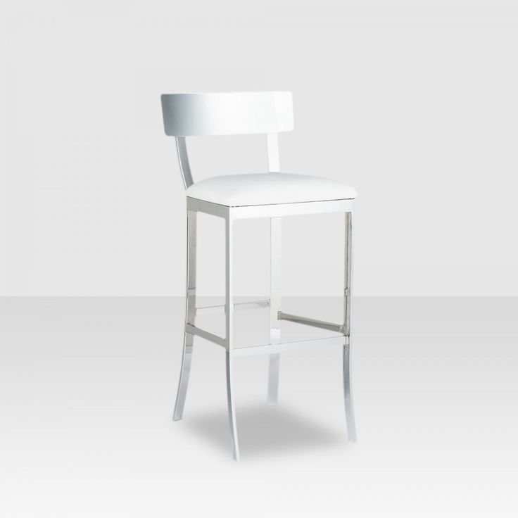 Maiden Bar Stool White Elte Market Rpd Law Offices