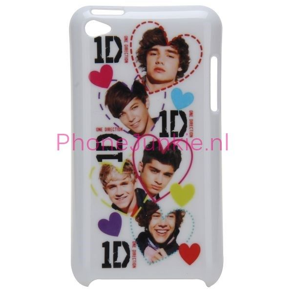 One Direction -  iPod Touch 4 hoesjes / cases ! Geen Verzendkosten! -