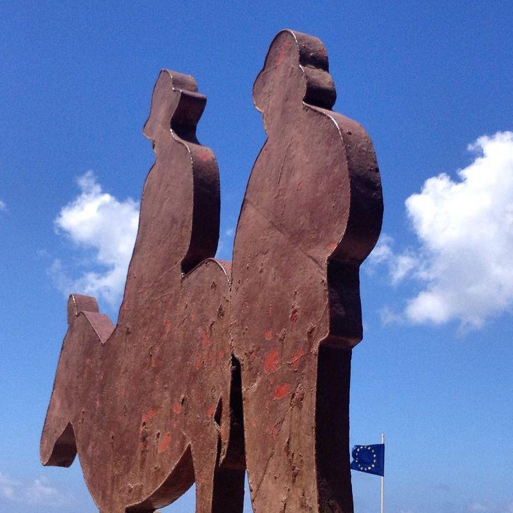 The traveller by bob bunck paleochora crete greece