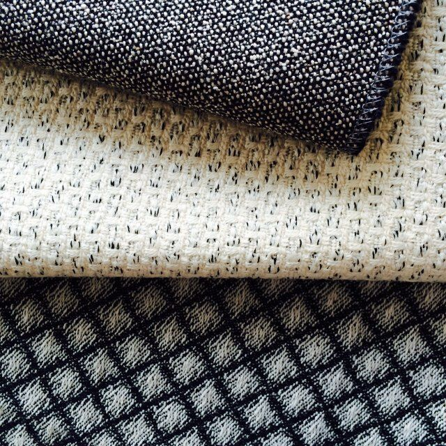Upholsteries worsted wool