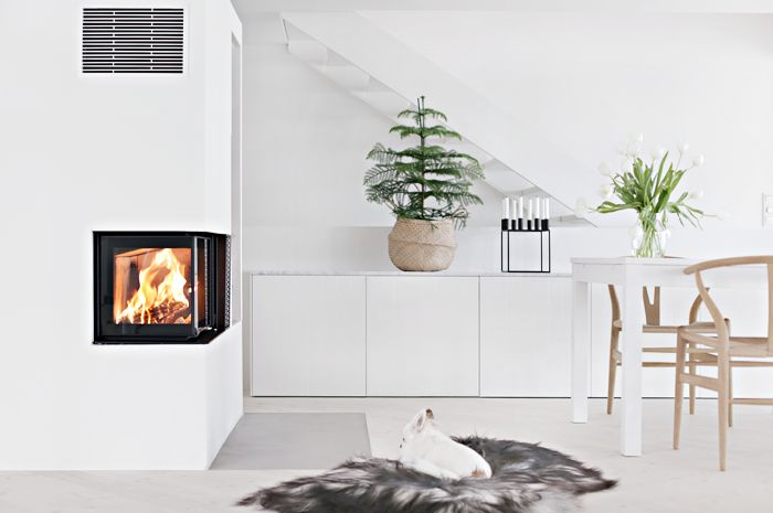 Stylizimo Blog | Design Voice, fireplace, Nordpeis, living room