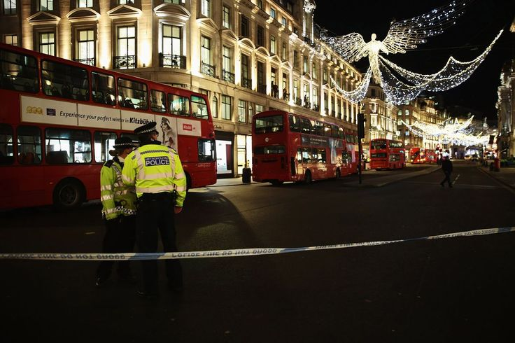 London Police Find No Sign of Shooting After Oxford Street Panic