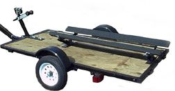 Convert Trailer for Kayaks | Magneta Trailers, Receiver Hitch Carriers & Trailer Accessories,