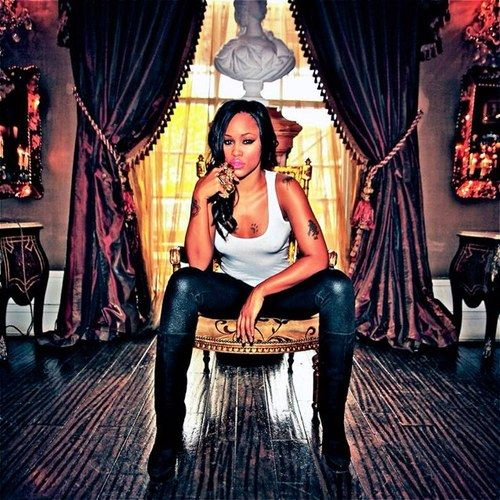 Rapper Eve Drops 'She Bad' Song