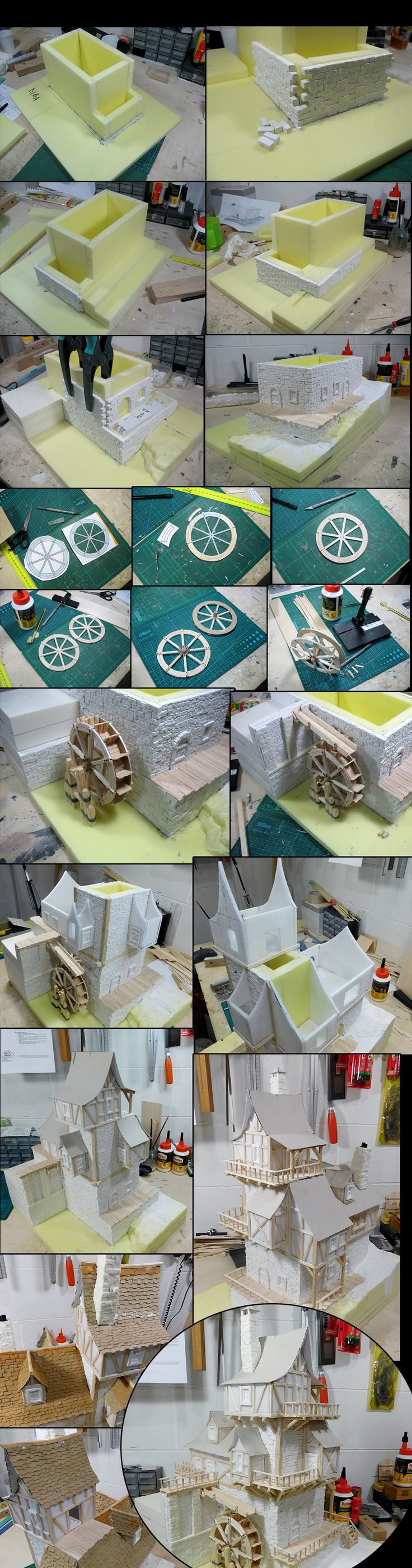 The WaterMill W.I.P.
