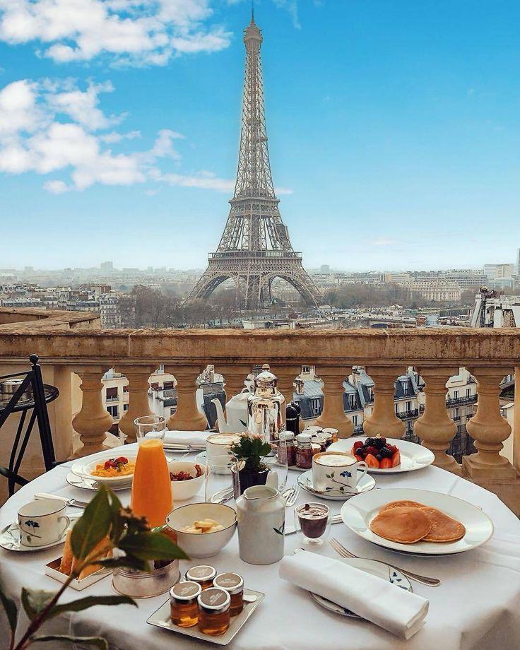 Картинка ресторан в париже