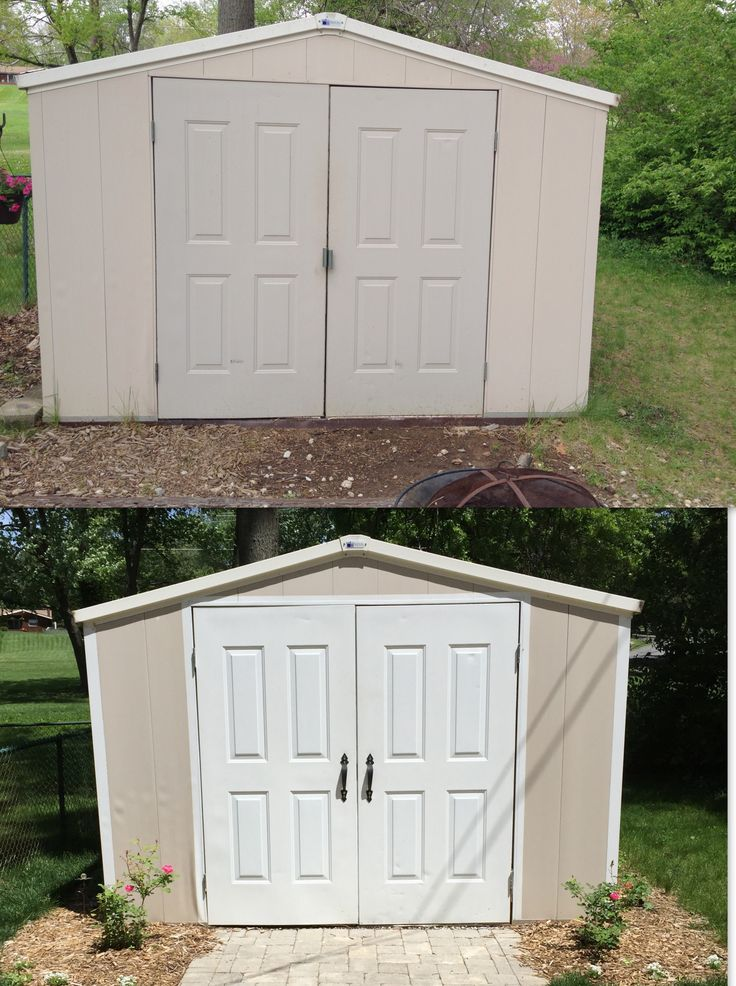 17 Best Images About Shed Makeover On Pinterest