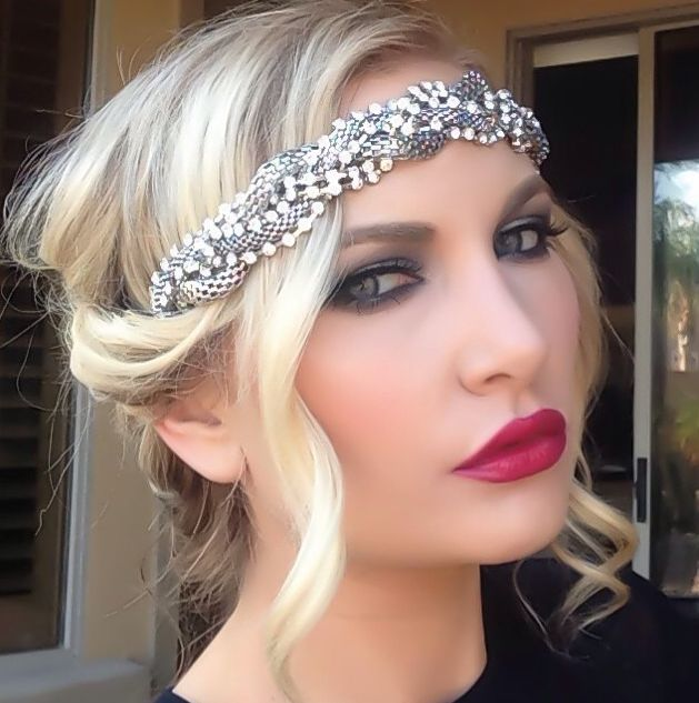 Luster & Luxe: Great Gatsby Hair Tutorial