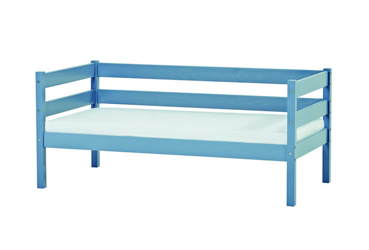 Hoppekids Ida junior bed dusted blue - Kinderbeddenstore