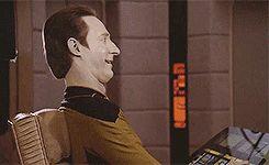 Star Trek Next Gen: Data