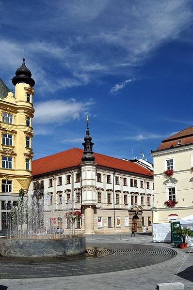 House of Noble Ladies, Brno (South Moravia), Czechia