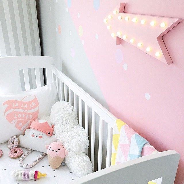 """Good morning from this baby girl dream land by @amzhome Featuring our MILKAHOLIC crochet milkbottle rattle  #leggybuddy #amzhome #girlsnursery #babygirl #pink #cute #pastel #colorful #design #interiordesigner #interiorstylist #styling #kidsroom #kinderzimmer #nursery #barnrum #barnrumsimspo #bamser #peluche #rattle #milk #milkbottle #crafts #crochet #crochettoys #handmade #conceptstore #kidsinteriors"" Photo taken by @leggybuddy on Instagram, pinned via the InstaPin iOS App…"