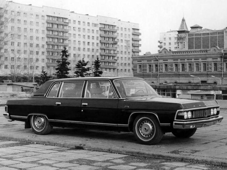 GAZ 14 - Chaika prototyp