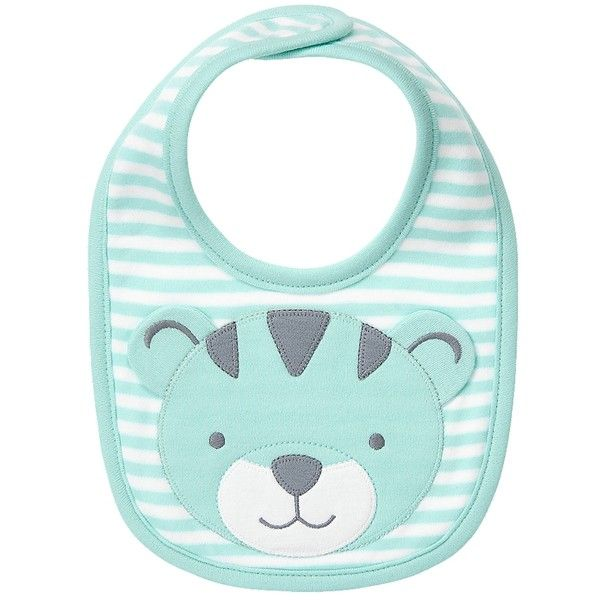 New Gymboree Hooded Bath Towel Green Stripe Tiger NWT Boy Newborn Essentials
