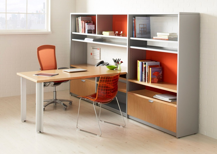 Knoll private office 8x8 6x8 office space for 8x8 office design