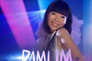 "Crowd favorite Dami Im sang her version of ""You're The Voice"" by John Farnham on The X Factor Australia …"