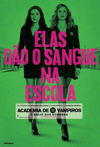 Assistir Academia de Vampiros: O Beijo das Sombras online Dublado e Legendado no Cine HD