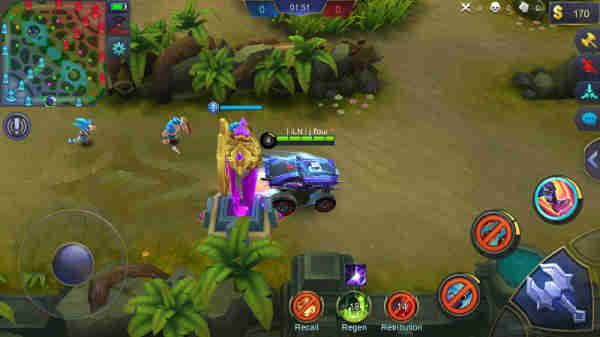 7 Hero Mobile Legends Dengan Skill Paling Unik