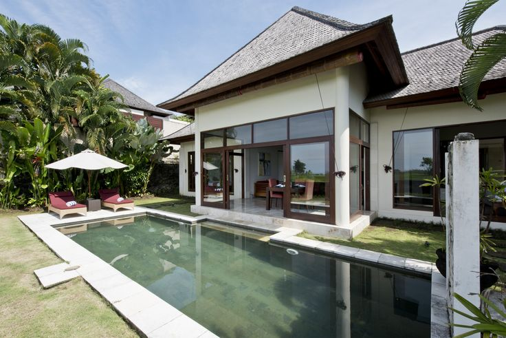 Beautiful private villa, perfect spot for a digital nomad. Bali, Indonesia