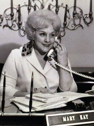 Mary Kay Cosmetics founder Mary Kay Ash, 1969.    Read more: Work Wear - Wear to Work Clothes for Women - Redbook