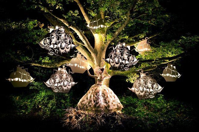 Kristy Mitchell, The Faraway Tree, 2012 at www.meadcarney.com    #KristyMitchell #MeadCarney #London #art #artgallery #Photography #faraway #tree