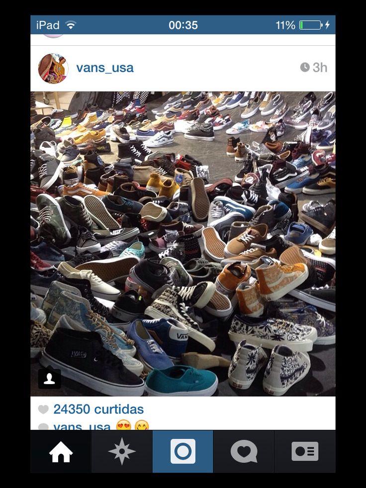 Shoess // vans // much love