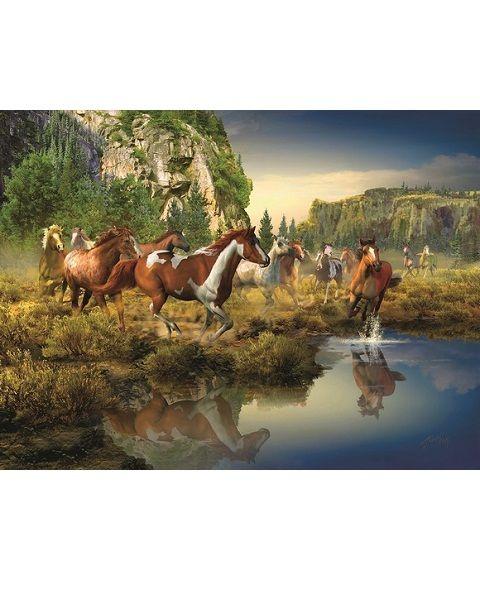 Ravensburger Дикие лошади