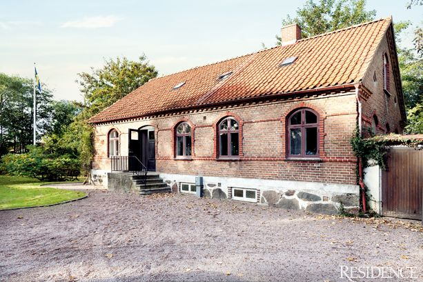 Dilapidated and left empty for several years before its purchase, this late 1800's rectory in Höganäs, Sweden, is now the beautiful home of Isabel and Peter Lundahl and their two children. Instantly drawn by what she describes as the 'harmonious peace' she felt when viewing it for the first time, Isabel knew it was the right place for them despite its shabby state. With its original architecture sensitively restored and surrounded by a lovely garden, this lovely home is a tranquil space to…