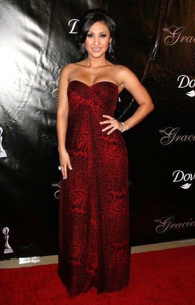 Francia Raisa -- LOVE this dress!