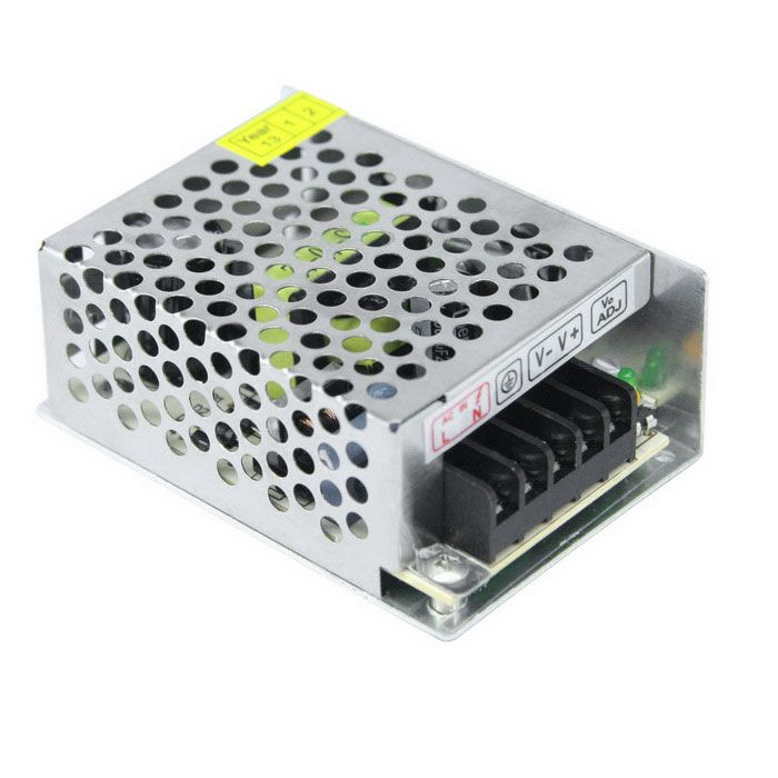 Input AC 85~265V to DC 12V 3.2A 40W Security Switching Power Supply - Grey. Input current(A): 0.64A Max Frequency (Hz): 47Hz~63Hz Efficiency: >80% Typ(230VACFull Load) Inrush current(A): Cold star <40A/230VAC Leakage current(mA): <3.5mA/240VAC Output Voltage(V): +12VDC Voltage Regulation: +10%,-10% Output Current(A): 3.2A Current Range (A): 0~3.2A Rated Power(W): 40W Start time, hold-up time(ms): 200ms,30ms/230VAC Full Load Rise time(ms): 100ms 230Vac Full Load Ripple/Noise(MVP-p): 100mVp-p…