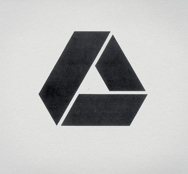 a set of many retro icons/logos