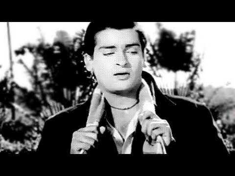 Jawaniya Ye Mast Mast Bin Piye - Md Rafi, Shammi Kapoor, Tumsa Nahin Dekha Song - YouTube