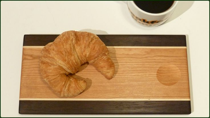 EUROPEAN BREAKFAST BOARD - with or without an egg holder