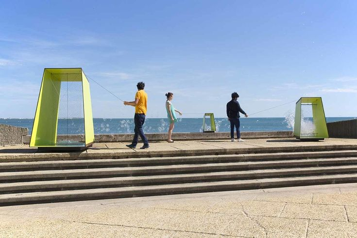 Gallery - Earth, Air, Water and Blurred Boundaries at La Festival des Architectures Vives 2015 - 1