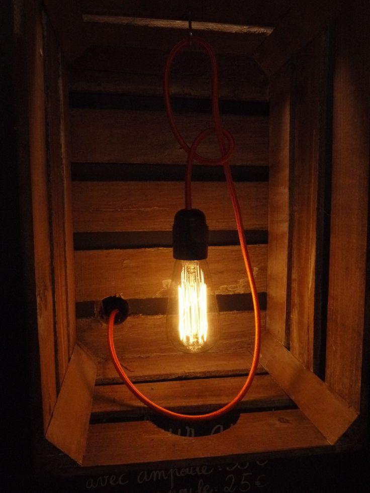 plus de 1000 id es propos de ampoules filaments vintage sur pinterest. Black Bedroom Furniture Sets. Home Design Ideas