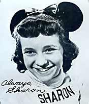 *SHARON BAIRD ~ Mickey Mouse Club