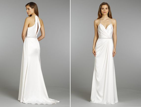 How to find the perfect wedding dress for your figure by LaurenConrad.com | Wedding Wardrobe | 100 Layer Cake
