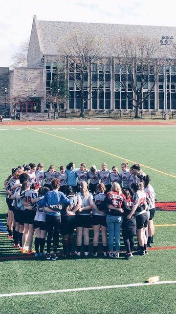 Saint Joseph's University, DII MARC Club Women's team.