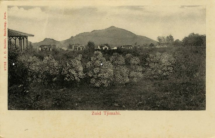 Zuid Tjimahi 1895 - 1910