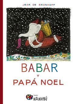 Céfiro cuenta la historia del Papá Noel y deciden enviarle una carta para que también reparta juguetes en el país de los elefantes. La carta no obtiene respuesta y Babar decide ir a bucarlo. Un perro le ayudará. Cuando están perdidos entre la nieve, caen, por casualidad, dentro de un agujero que no es otra cosa que la casa de Papá Noel. Babar le cuenta su deseo, pero él le responde que está muy ocupado y cansado pero Papá Noel regala a Babar un traje mágico y así Babar puede hacer de Papá…
