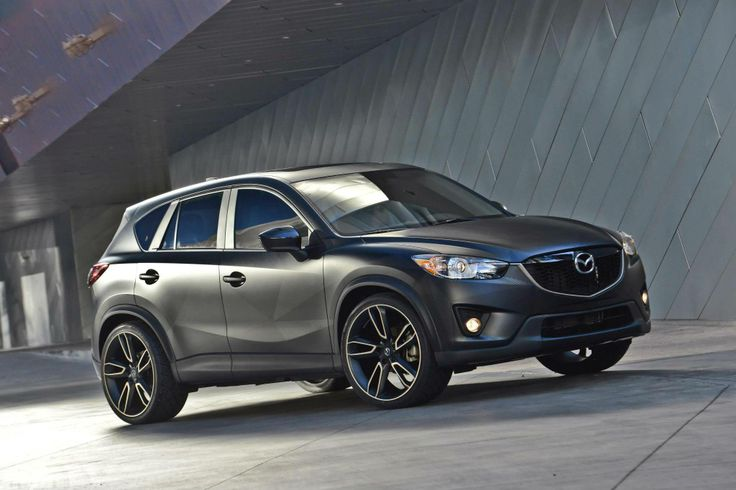 What do you think of the Mazda CX-5? Why not come to Milestone Mazda and test drive one for yourself! www.milestonemazda.com